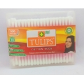 Tulips cotton buds